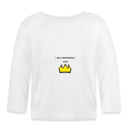 1525442343534 - Långärmad T-shirt baby