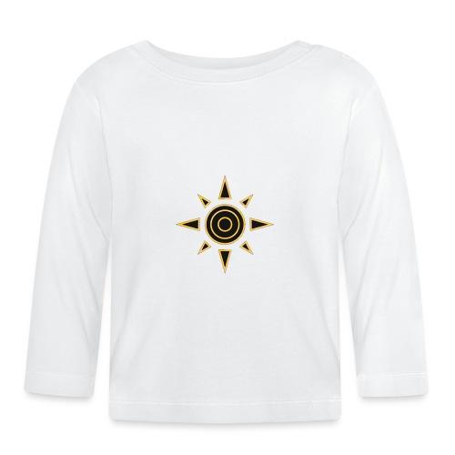digimon 01 - Camiseta manga larga bebé