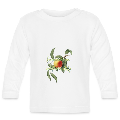 Irgendwo in Norditalien |Call Me By Your Name|Film - Baby Langarmshirt