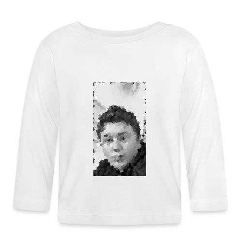 Permission - Langærmet babyshirt