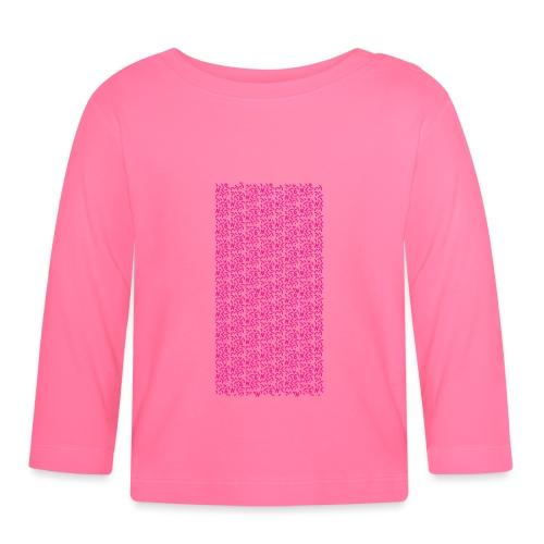 Fluo Sghiribizzy - Maglietta a manica lunga per bambini