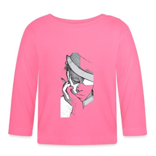 tom2 - Maglietta a manica lunga per bambini