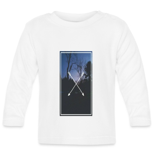 Bosque Flexhas - Camiseta manga larga bebé