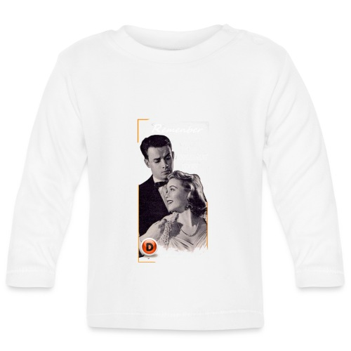 vintage advice - Baby Long Sleeve T-Shirt