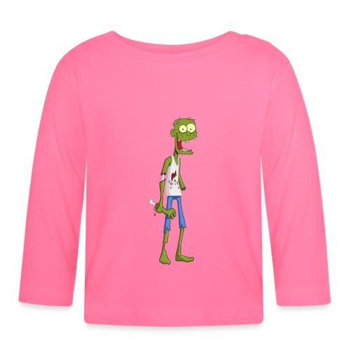 zombie - Maglietta a manica lunga per bambini