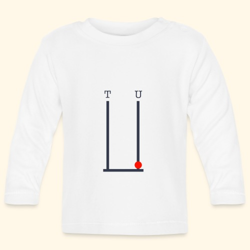 One Year Old - Baby Long Sleeve T-Shirt