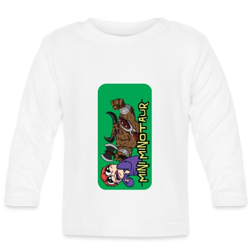 iphone 44s01 - Baby Long Sleeve T-Shirt