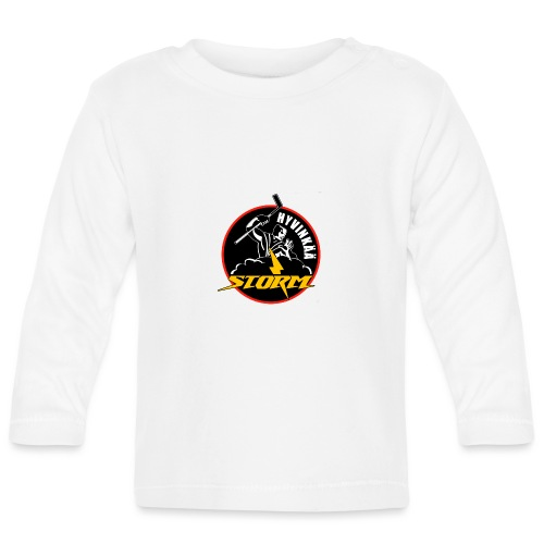 Hyvinkää Storm - Vauvan pitkähihainen paita