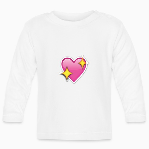 love pillow - Långärmad T-shirt baby
