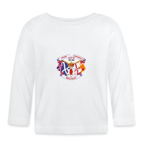 Pride of Shankill - Baby Long Sleeve T-Shirt