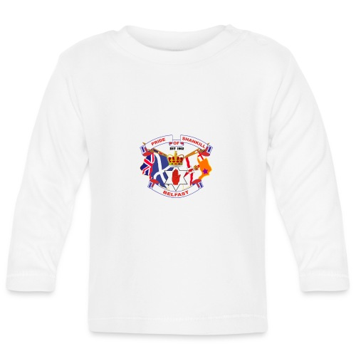 Pride of Shankill - Baby Long Sleeve T-Shirt