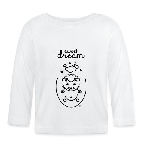 Rêve lion - T-shirt manches longues Bébé