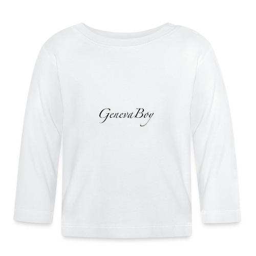 GenevaBoy - T-shirt manches longues Bébé