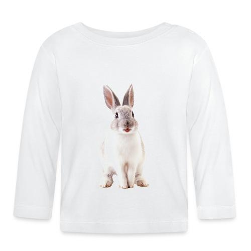 White rabbit - T-shirt