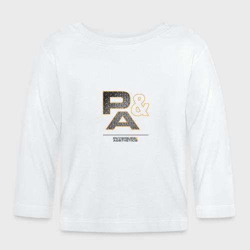 P&A - Camiseta manga larga bebé