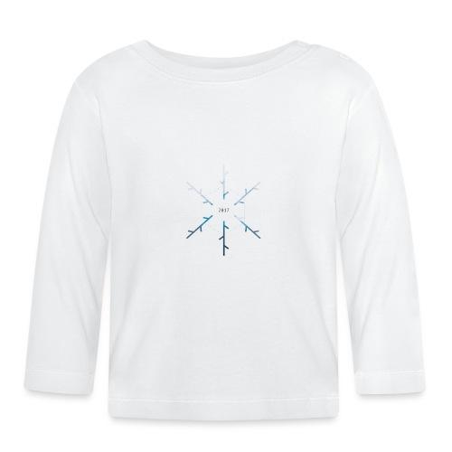 SNOW - Maglietta a manica lunga per bambini