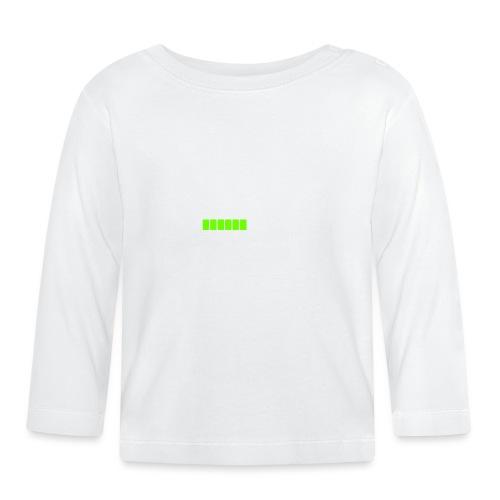 tendance réveil en cours veuillez patienter - T-shirt manches longues Bébé
