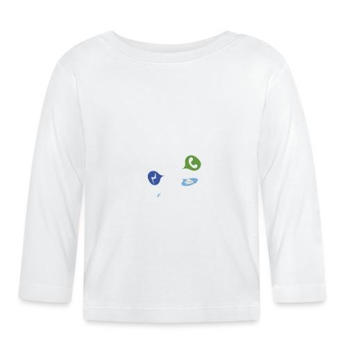 BOT - Maglietta a manica lunga per bambini