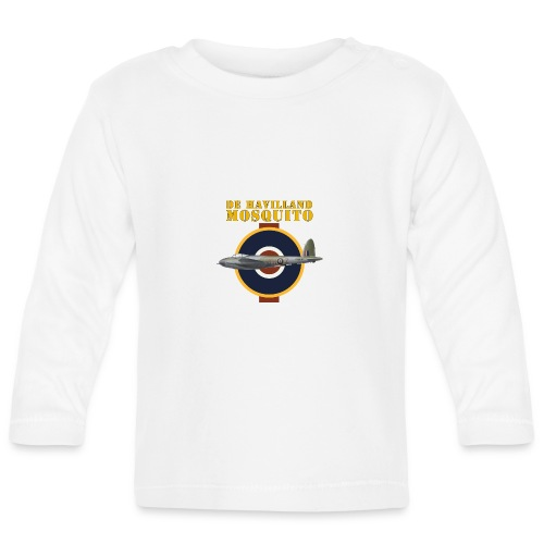 de Havilland Mosquito - Baby Long Sleeve T-Shirt