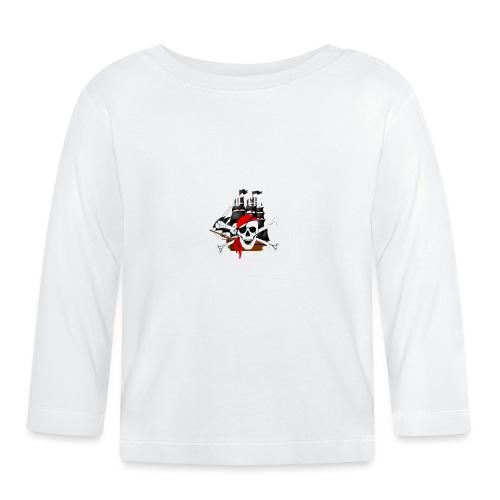 I'M A PIRATE - Maglietta a manica lunga per bambini