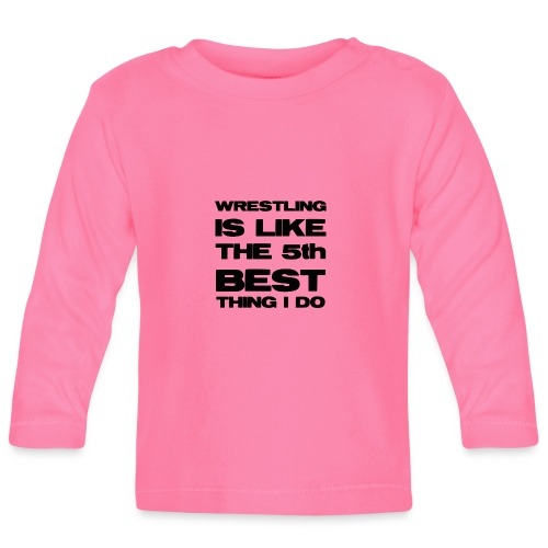 5thbest1 - Baby Long Sleeve T-Shirt