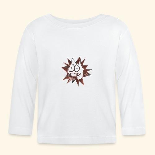 Glotzi Stern - Baby Langarmshirt