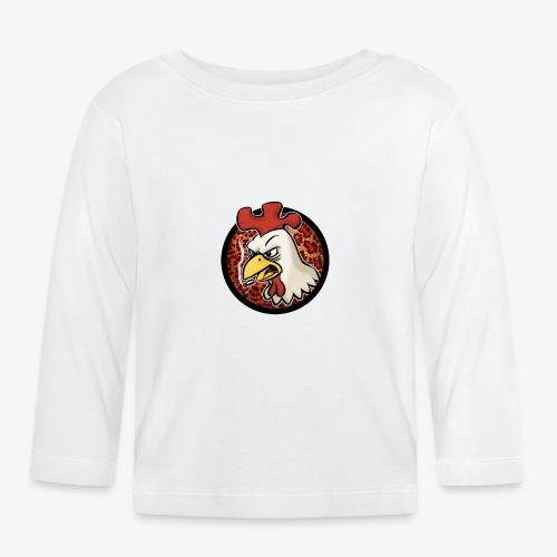 Smokin' Cock - Långärmad T-shirt baby