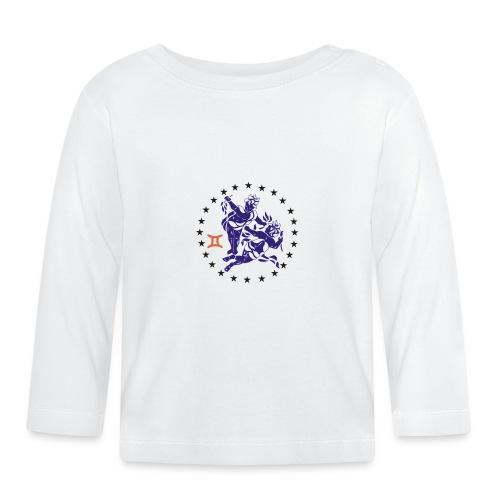 Tablier de cuisine : Zodiaque Gémeaux - Baby Long Sleeve T-Shirt