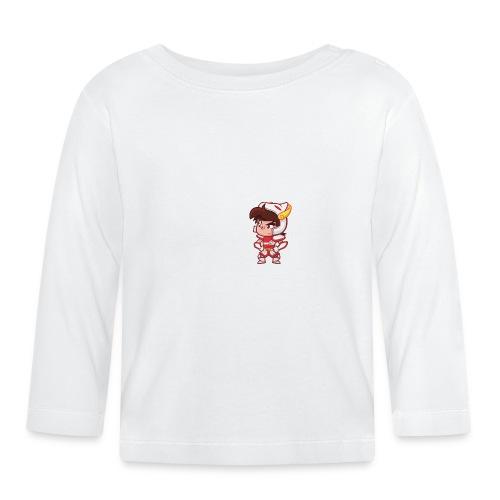 Seiya - Plaît-il ? (texte blanc) - T-shirt manches longues Bébé