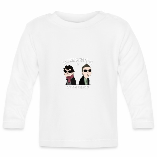 lafinestratégie - T-shirt manches longues Bébé