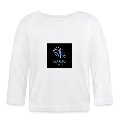 02 ubie on black centered square jpg - T-shirt