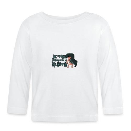 Shiryû - Nudité - T-shirt manches longues Bébé