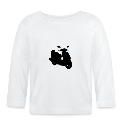Daelim Otello Silhouette von vorne rechts - Baby Langarmshirt