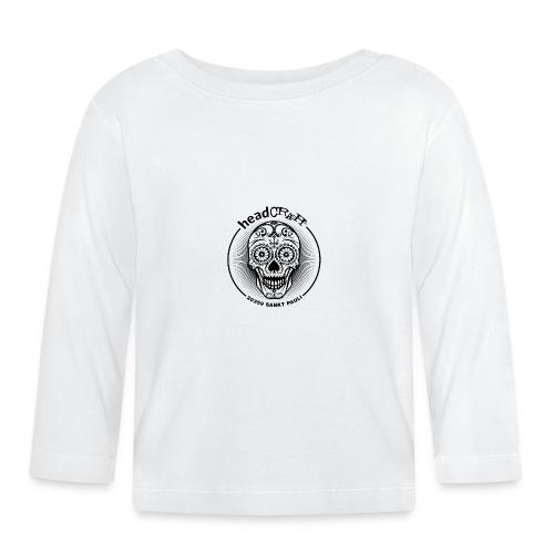 hC logoII star - Baby Langarmshirt