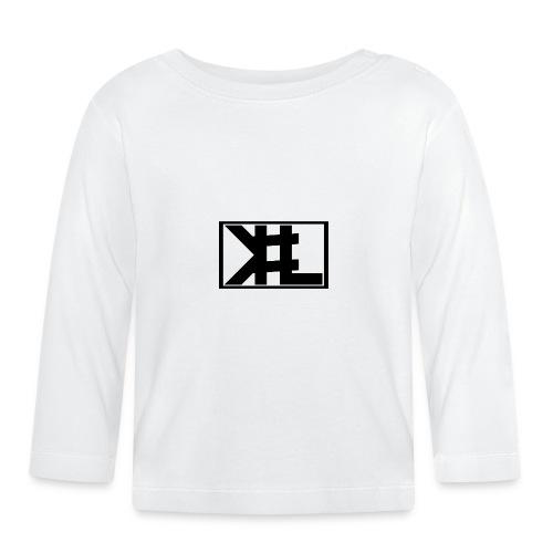 kllogga2 png - Långärmad T-shirt baby