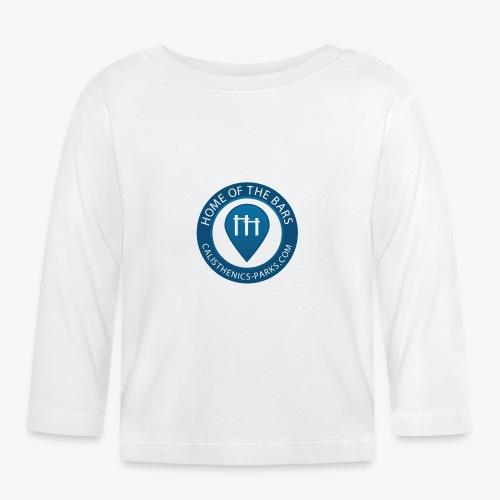 Calisthenics Parks Logo - Baby Long Sleeve T-Shirt