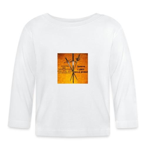 3spade-jpg - Maglietta a manica lunga per bambini