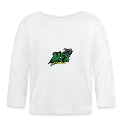 [iMfx] paolocadoni98 - Maglietta a manica lunga per bambini