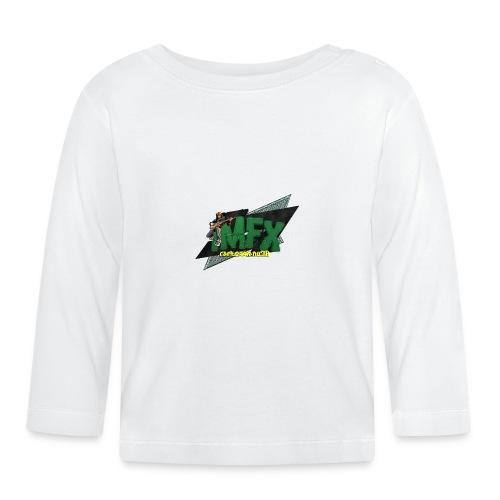 [iMfx] carloggianu98 - Maglietta a manica lunga per bambini