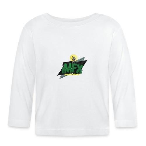 [iMfx] Lubino di merda - Maglietta a manica lunga per bambini