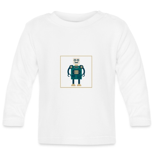 gROBOT One - Maglietta a manica lunga per bambini