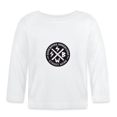 BASIC LOGO TSHIRT - Camiseta manga larga bebé