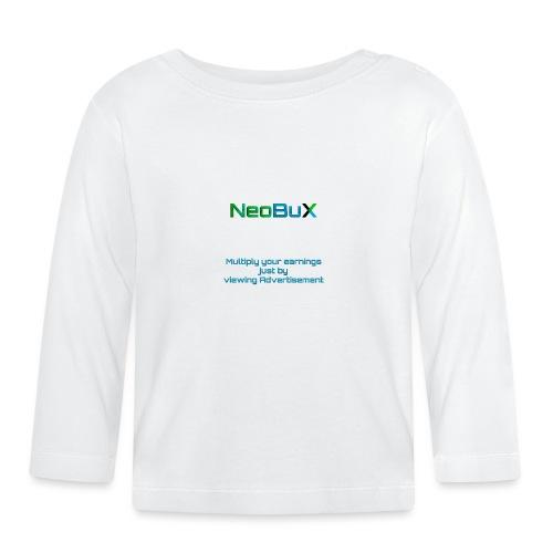NeoBuX Blue - Baby Long Sleeve T-Shirt
