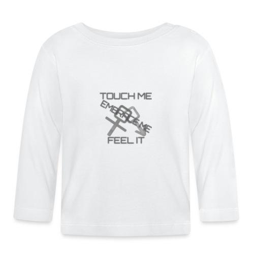 Sex & More retrò - Baby Long Sleeve T-Shirt