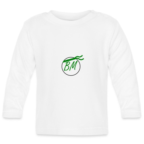 Braminer army logo - Baby Long Sleeve T-Shirt