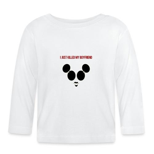 PAPARAZZI unisex - Camiseta manga larga bebé