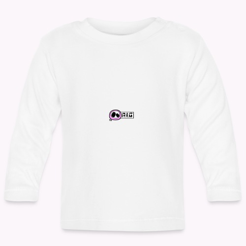 logo_PIGstudio-png - Maglietta a manica lunga per bambini