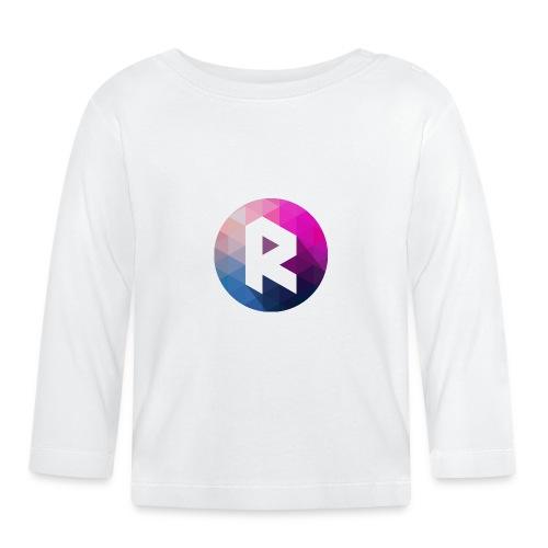radiant logo - Baby Long Sleeve T-Shirt