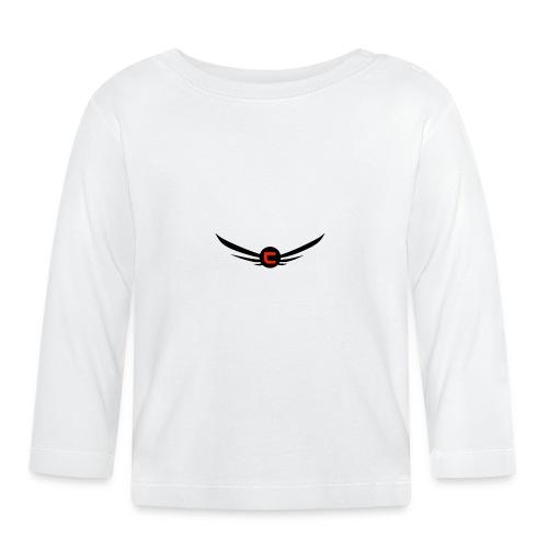 cloudy_v2_png-png - Långärmad T-shirt baby