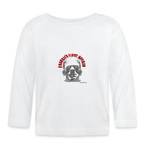 Frankiefirstaffair_2 - Camiseta manga larga bebé
